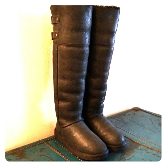 a81a718b326 UGG Devandra Over The Knee Boots. M 5a6a3afe3800c5c2ef280ae0